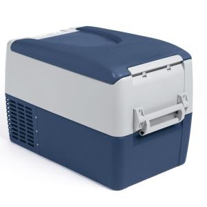 Mobicool Kühlbox: Mobicool FR 35 Kompressorkühlbox für Normal und Tiefkühlung, 12/24 V DC, 230 V AC, A++