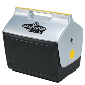 Igloo Kühlbox Eisbox PLAYMATE THE BOSS schwarz 14 Liter