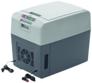 Waeco Kühlbox: Waeco 9105302110 TropiCool TC 35 thermoelektrische Kühlbox, 12/24/230-Volt-Anschluss, 35 Liter, A++