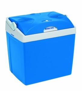 Mobicool Kühlbox: Mobicool V26 AC/DC Thermoelektrische Kühlbox für Auto und Steckdose, 25 Liter, Energieklasse A++