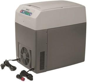 Waeco Kühlbox: Waeco TropiCool TC 21 thermoelektrische Kühlbox, 12/24/230-Volt-Anschluss, 20 Liter, A++